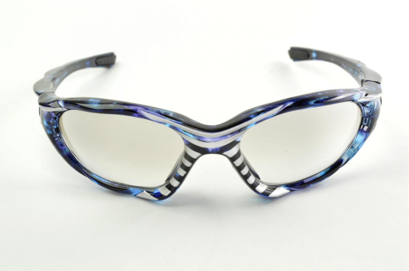 lunettes de soleil sport rayures frontales verres miroirs k eyes. Black Bedroom Furniture Sets. Home Design Ideas