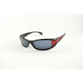 Gafas de sol de niño ovalada bicolor