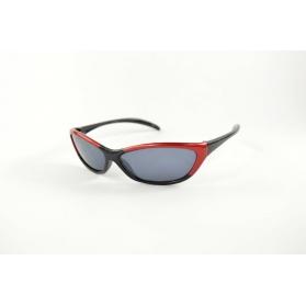 Gafas de sol de niño ovales con montura degrada bicolor