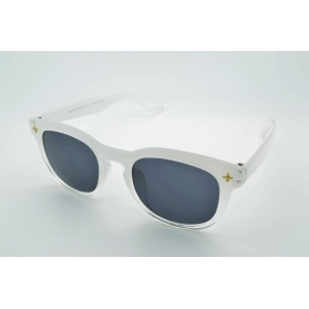 Pantos child sunglasses with crosses on each side of the frame