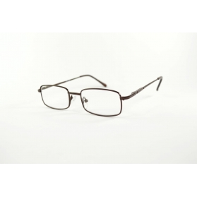 Rectangular half-moon reading glasses