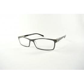 Rectangular reading glasses