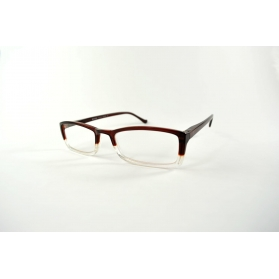 Las gafas de lectura rectangulares con patillas delgadas