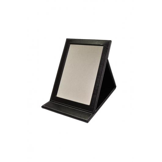 Miroir cuir
