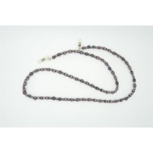 Cordons perles couleur