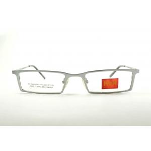Monture optique rectangulaire métal