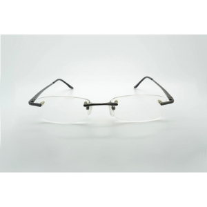 Rectangular breakthroughs reading glasses with rounded edges