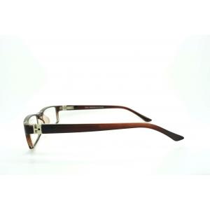Gafas de lectura rectangulares delgadas con patillas extensibles 180 grados