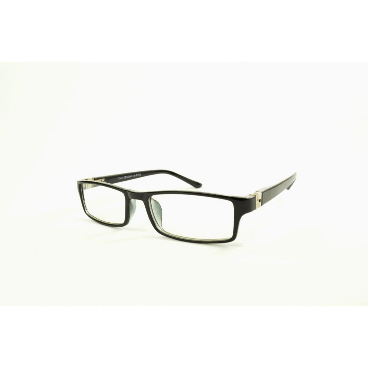 Fines lunettes de lecture rectangulaires aux branches extensibles à 180 degrés