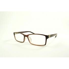 Larges lunettes de lecture rectangulaires aux branches extensibles à 180 degrés