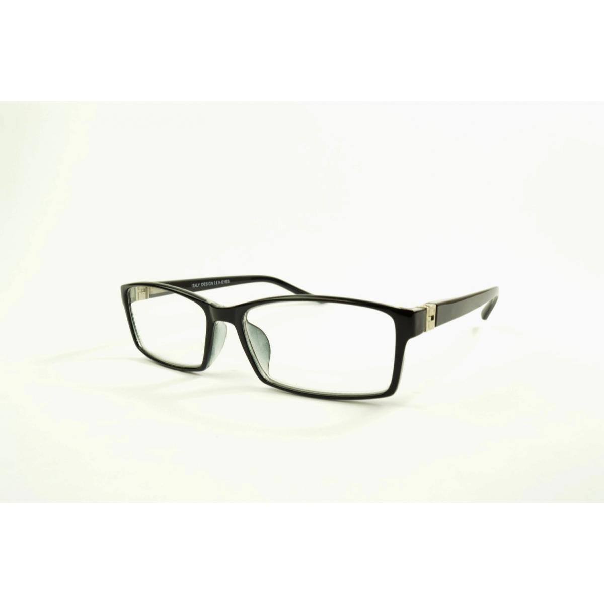 Grandes gafas de lectura rectangulares con patillas extensibles 180 grados