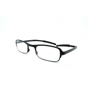 Black folding reading glasses