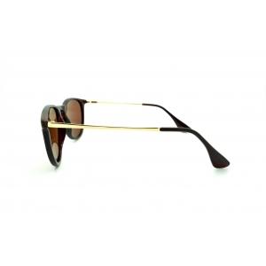 Gafas de sol polarizadas Pantos con patillas finas metálicas