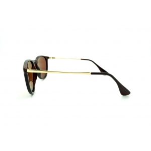 Pantos polarized sunglasses with thin metal temples