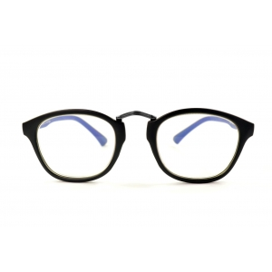 Pantos reading glasses with metal nose