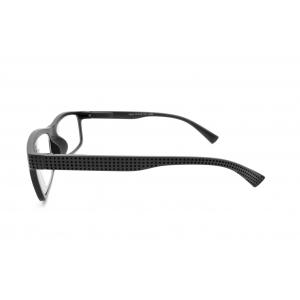 Gafas de lectura rectangulares perforadas