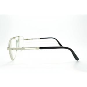 Gafas de lectura en gran Piloto de metal gun