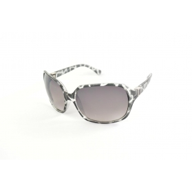 Large squared glittery sunglasses