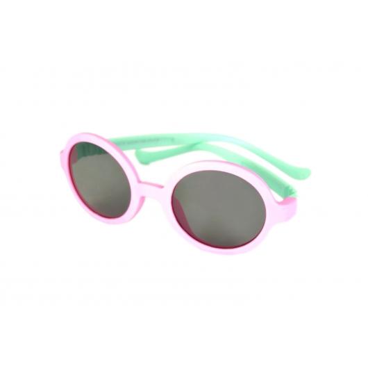 Round flexible polarized sunglasses for Kids