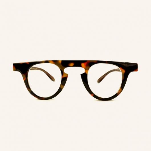 Japanese round reading glasses
