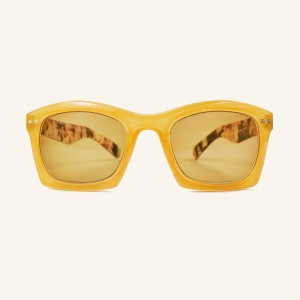 Gafas de lectura anchas con bordes rectangulares