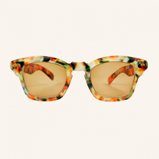 Cat-eye sun reading glasses