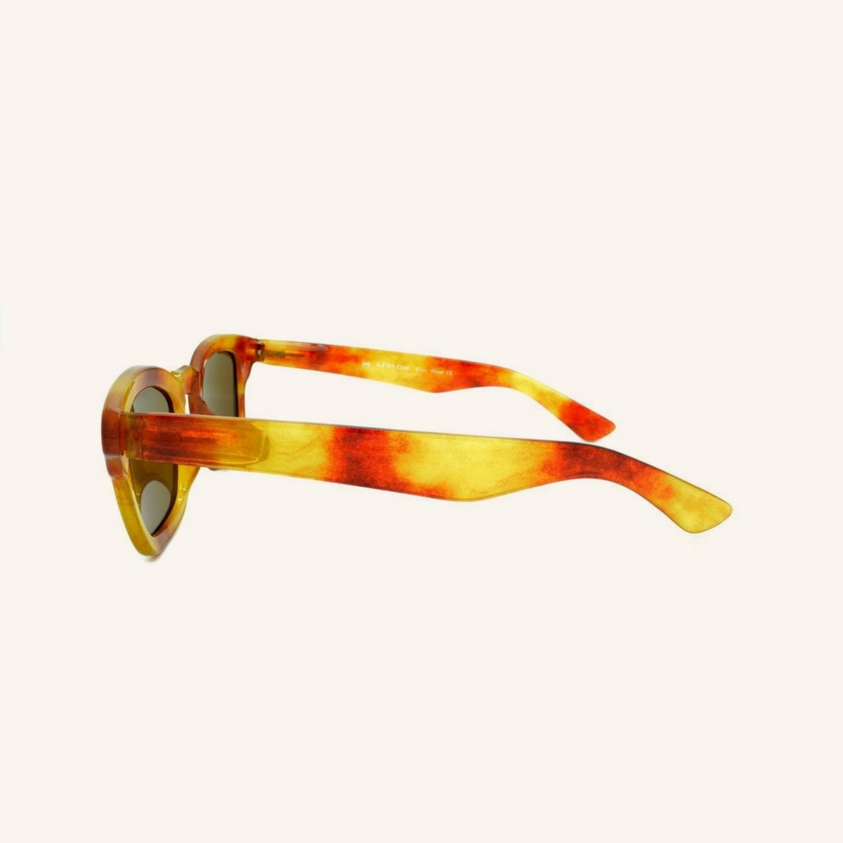 Polarized Cat-eye sunglasses