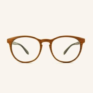 Round retro reading glasses