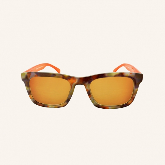 Colorful rectangular cat eye sun reading glasses