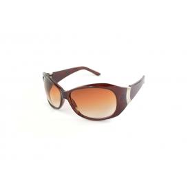 Gafas de sol máscara marron