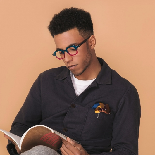Gafas de lectura geométricas cuadradas para Mujer y Hombre