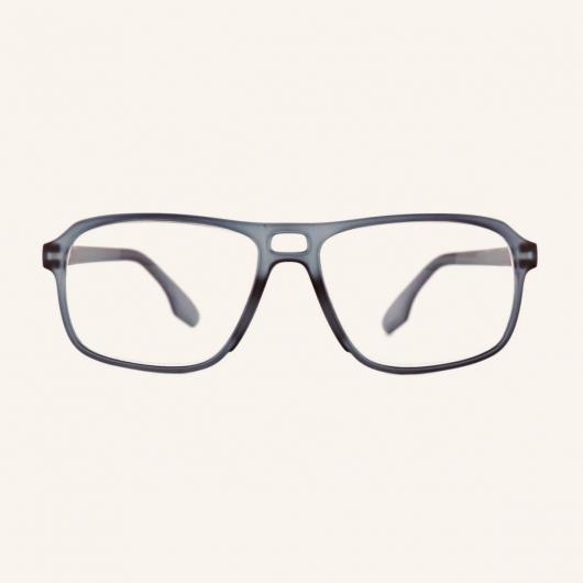 Gafas de lectura piloto rectangular para Hombre