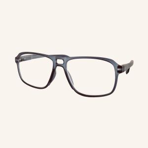 Rectangular pilot reading glasses for Men