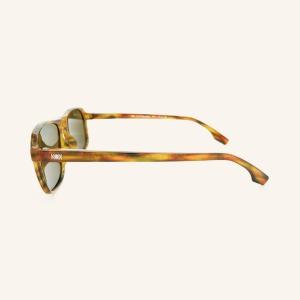 Gafas de sol Pilot polarizadas rectangular para Hombre