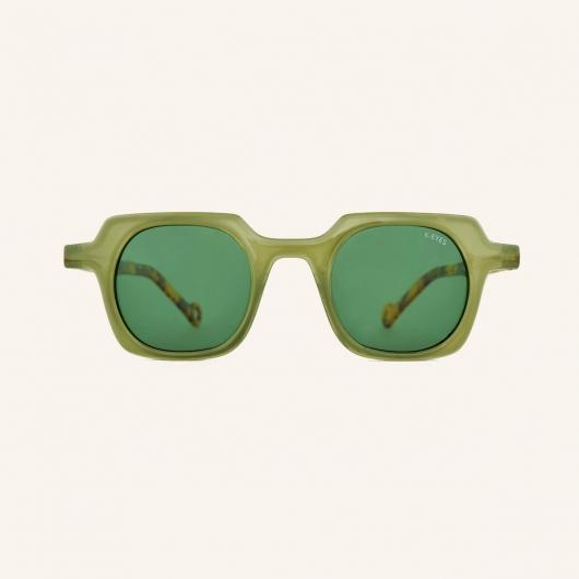 Geometric square polarized sunglasses for Men and Women