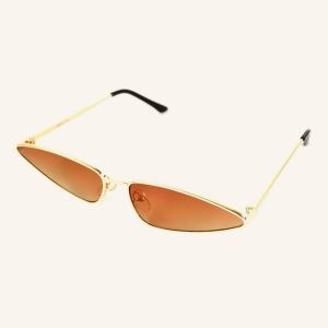 Thin cat's eye sunglasses