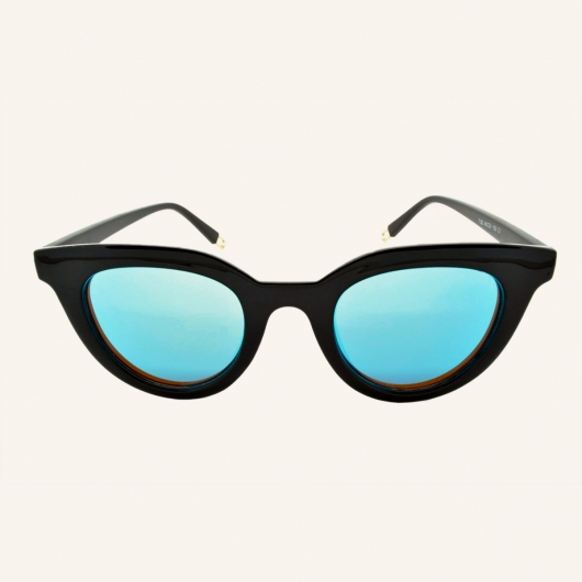 Gafas de sol mariposa 60's