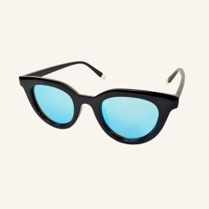 60's butterfly sunglasses