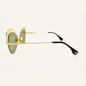 Gafas de sol oversized mariposa 70's