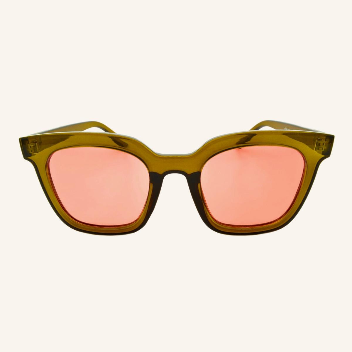 Large square sunglasses St-Tropez