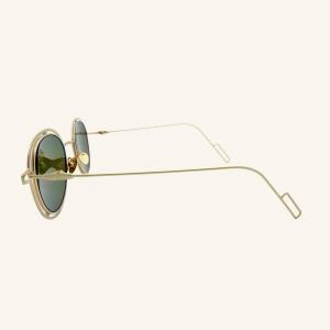 Round sunglasses with ring Miami