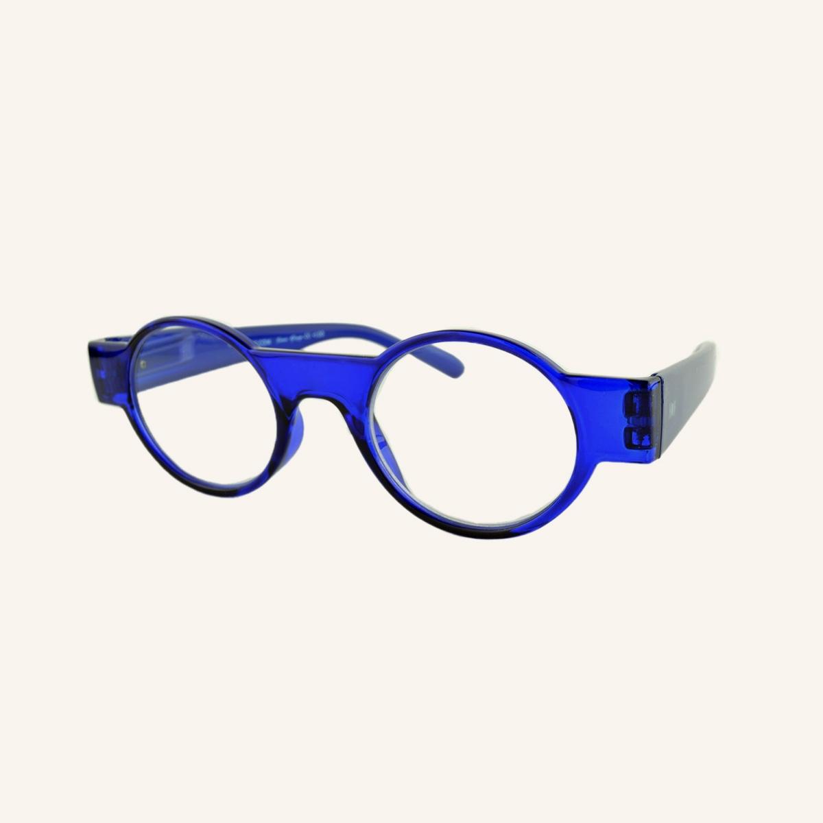 Gafas de lectura geométricas redondas para Mujer y Hombre