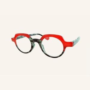 Gafas de lectura redondas geométricas Lotti