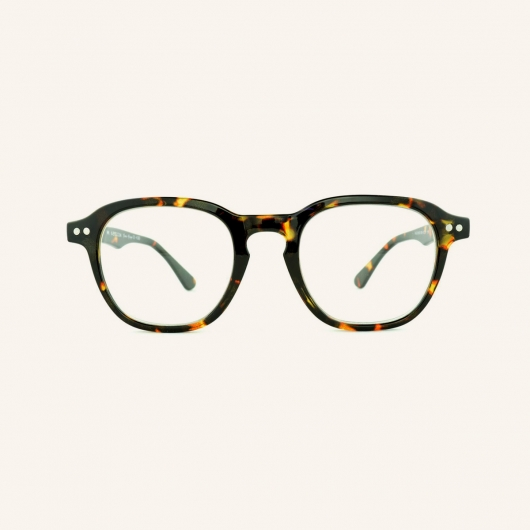 Squared reading glasses Clark