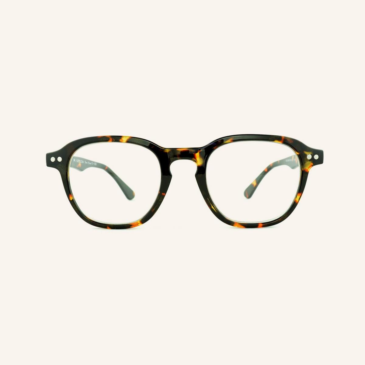 Squared reading glasses Clark