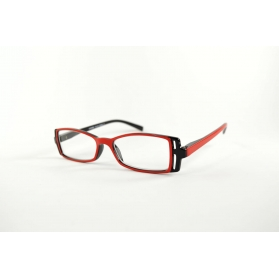 Two-tone butterfly reading glasses