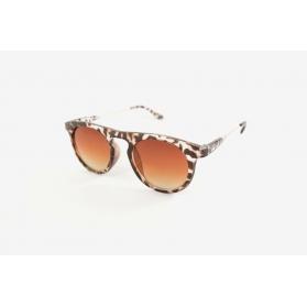 Gold and tortoiseshell sunglasses