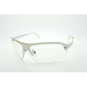 Gafas de sol máscara transparente