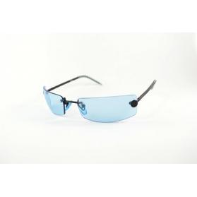 Invisible rectangular sunglasses