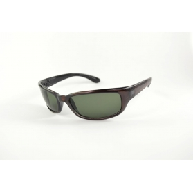 Brown sport sunglasses